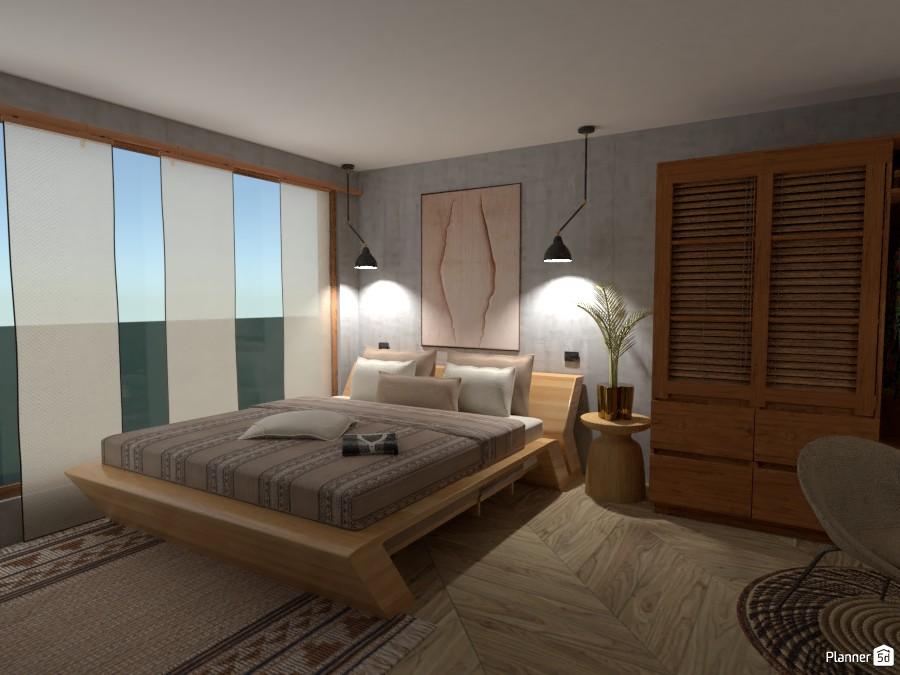 Shelter House: Bedroom 4193037 by Fede Lars image