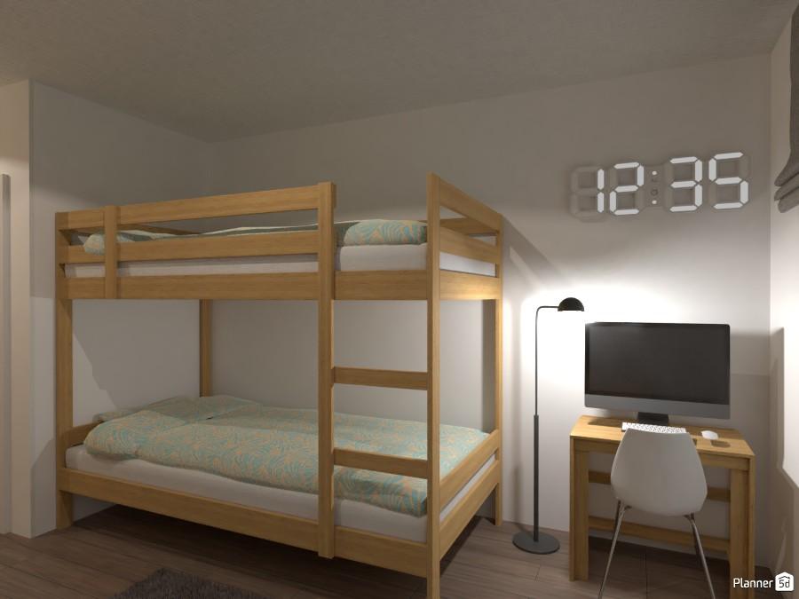 College dorm room 3882081 by EMG Builds image