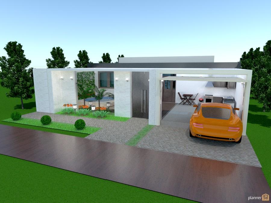 minha casa - house ideas - planner 5d