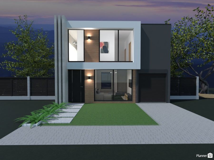 Modern House Design 4236388 by Delight image