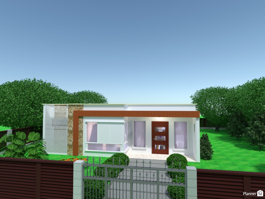 Casa pequeña familiar 2129209 by MariaCris image