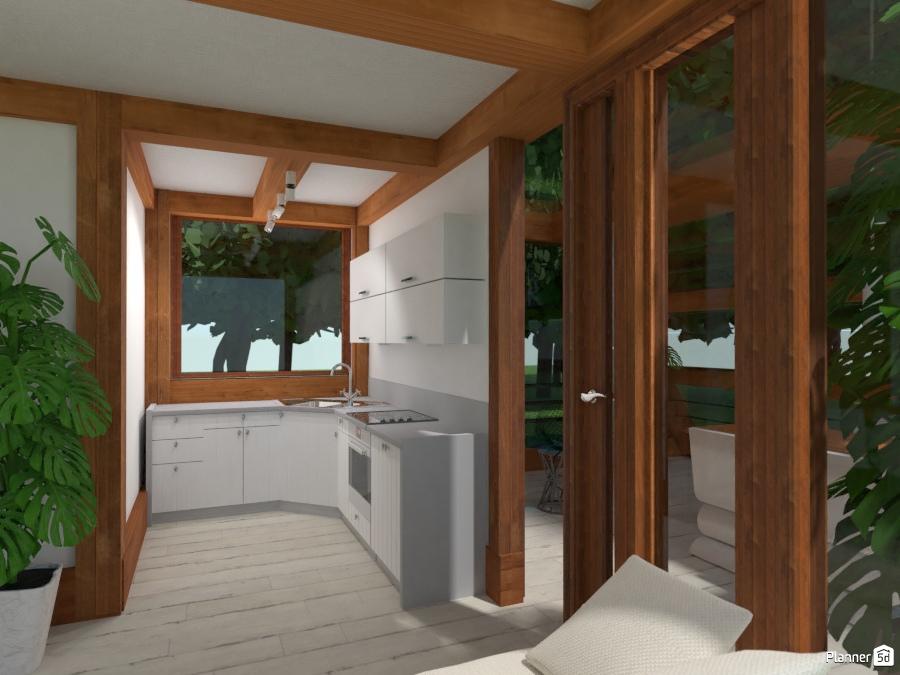 WonderWood: Kitchen 2375164 by Fede Lars image