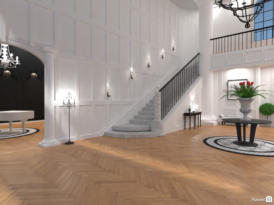 Grand Foyer 1 3479600 by DesignKing image