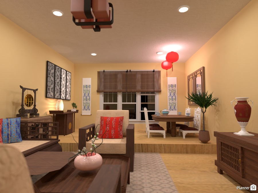 Chinese inspired living 4003071 by Born to be Wild image