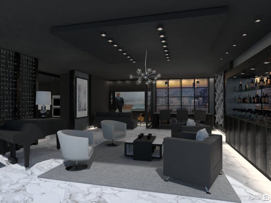 Project ONYX Living Room 2625796 by Arni image