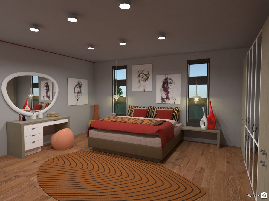 Cozy House: Bedroom 2999346 by Moonface image