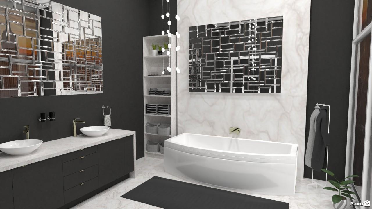 Cuarto de baño. 4051755 by Hall Pat image