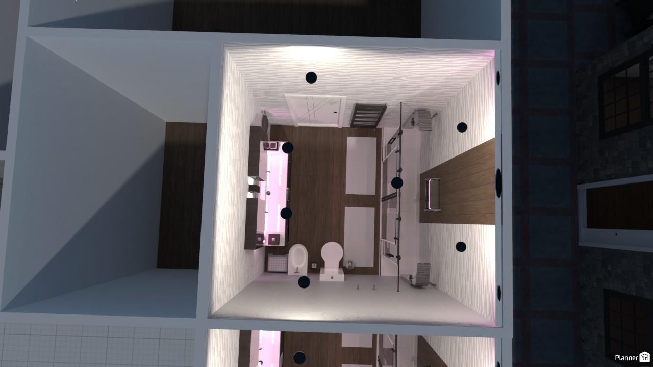 cuarto de baño 3857276 by sara banegas image