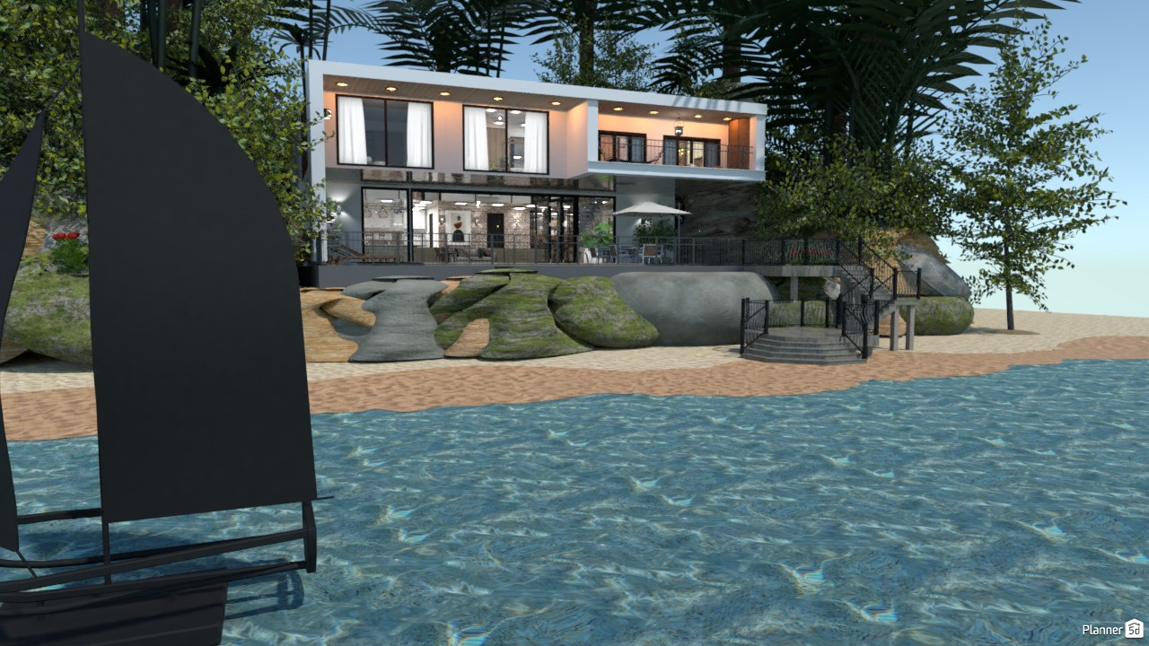 Gone beach house 4002789 by MG image