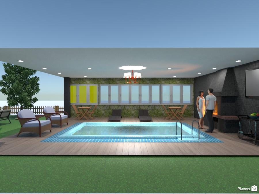 Terrace & Pool 3333552 by JULIETA image