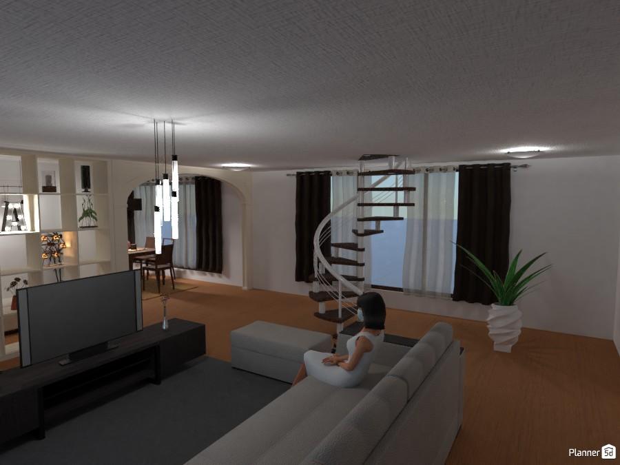 Sala de TV 3307141 by Larissa image