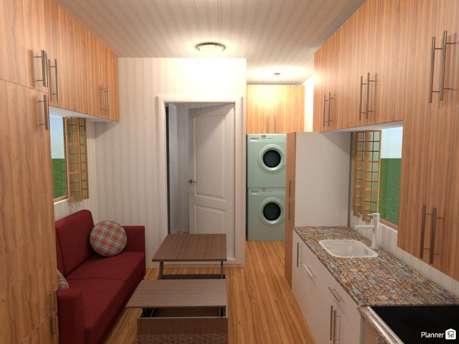 10x30 storage container - Apartamento ideas - Planner 5D