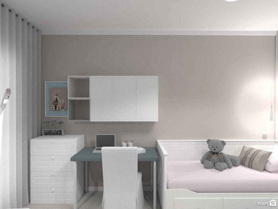 Дизайн детской - Idee per appartamenti - Planner 5D
