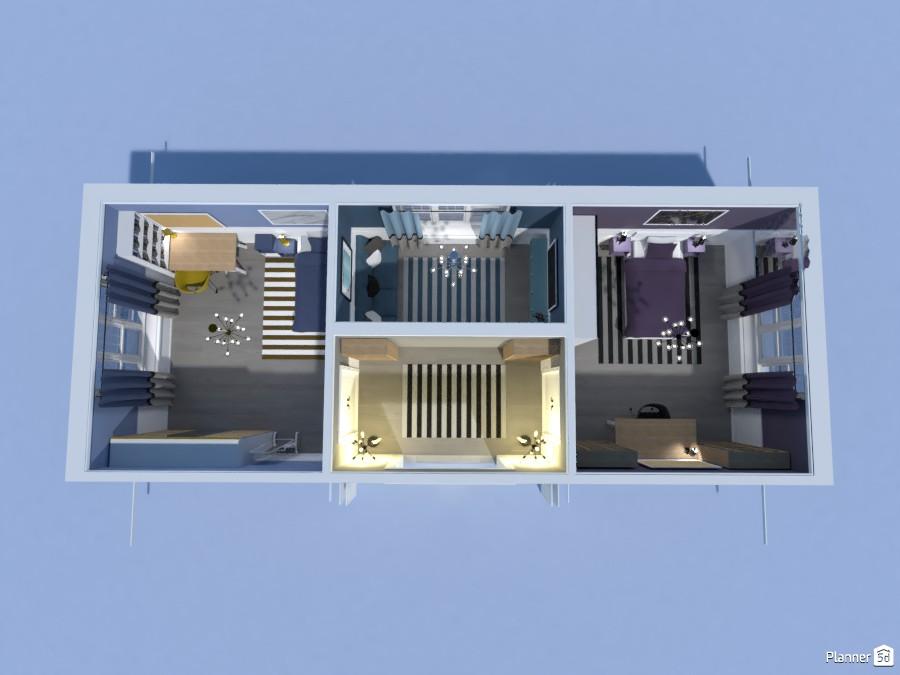 Habitaciones para dos niñas 3905393 by Laura image