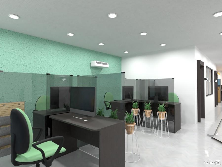 Green office 3664381 by Elsa Loekito image