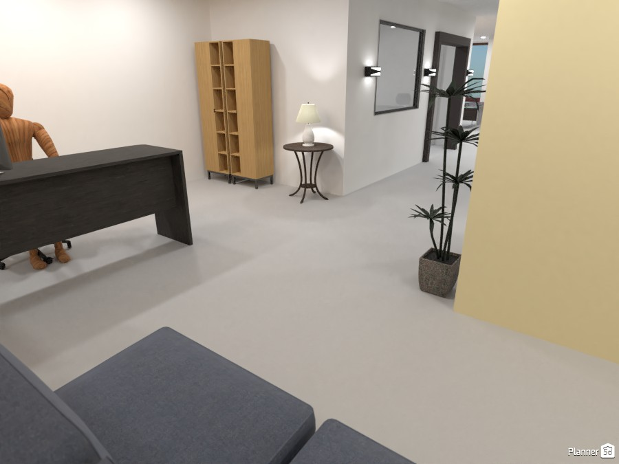 A calming waiting room 3664485 by Elsa Loekito image