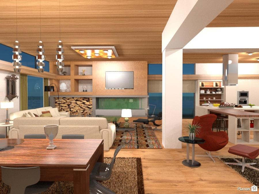 Μοντέρνο Διαμέρισμα 1396990 by Marina Fragouli/Μαρίνα Φραγκούλη image