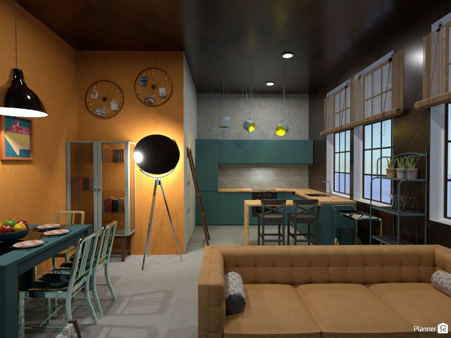 Loft design 4149330 by Born to be Wild image