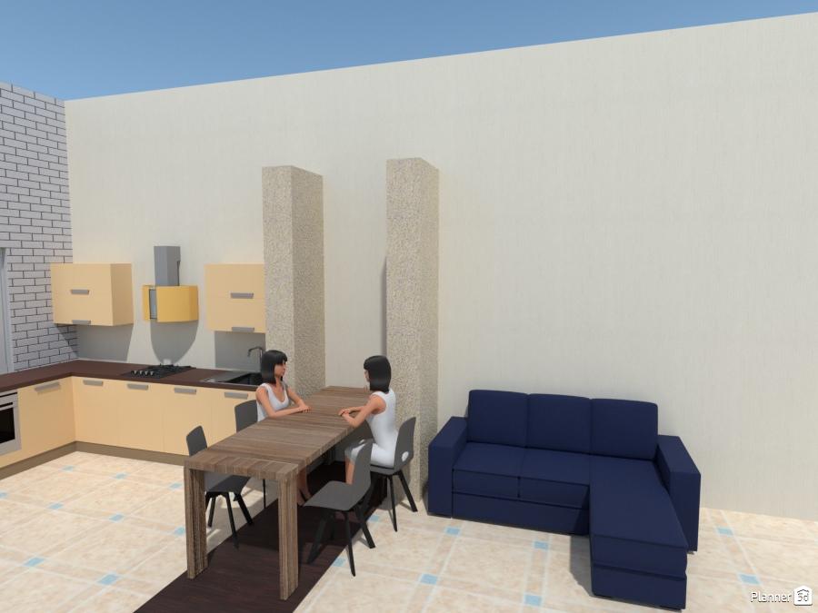 Apartamento ideas planner 5d for Muebles apartamento