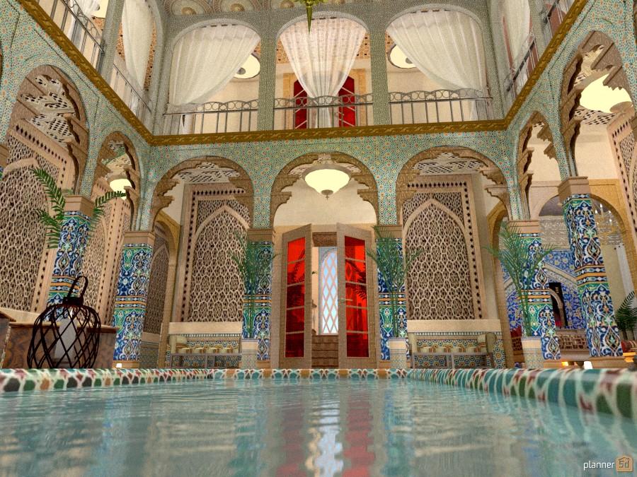 Villa a Marrakech 1017155 by Svetlana Baitchourina image