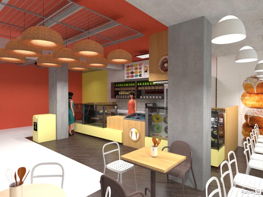 Terrace floorplans planner 5d for 5d cafe