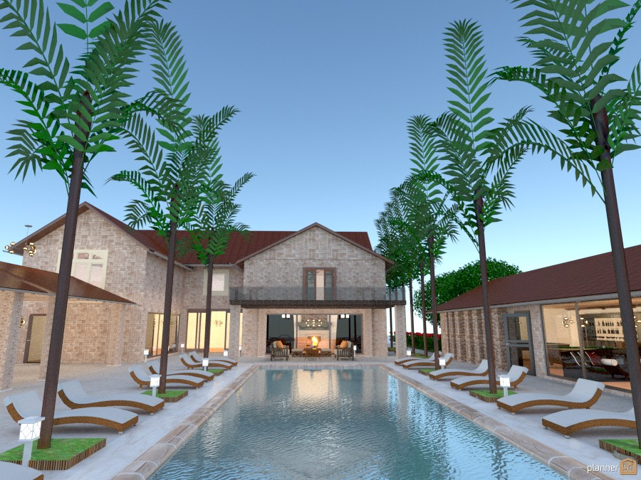 Modern house 957163 by Pabliito Valles image
