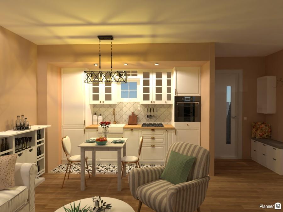 Garage = Apartment II / Kitchen 4022144 by Lucija Marko image