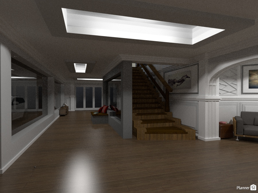 Bat Hallway House Ideas Planner 5d
