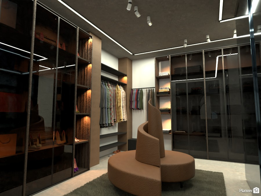 Walking Closet 3609587 by Michel image