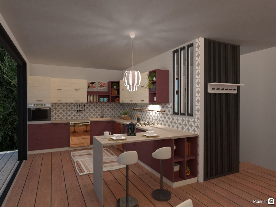 October 2020 Open Kitchen 3681258 by Moonface image