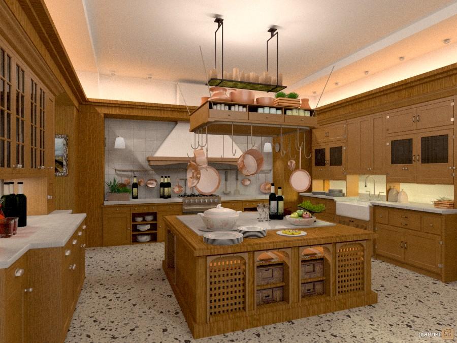 Cucina rustica 1221879 by Svetlana Baitchourina image