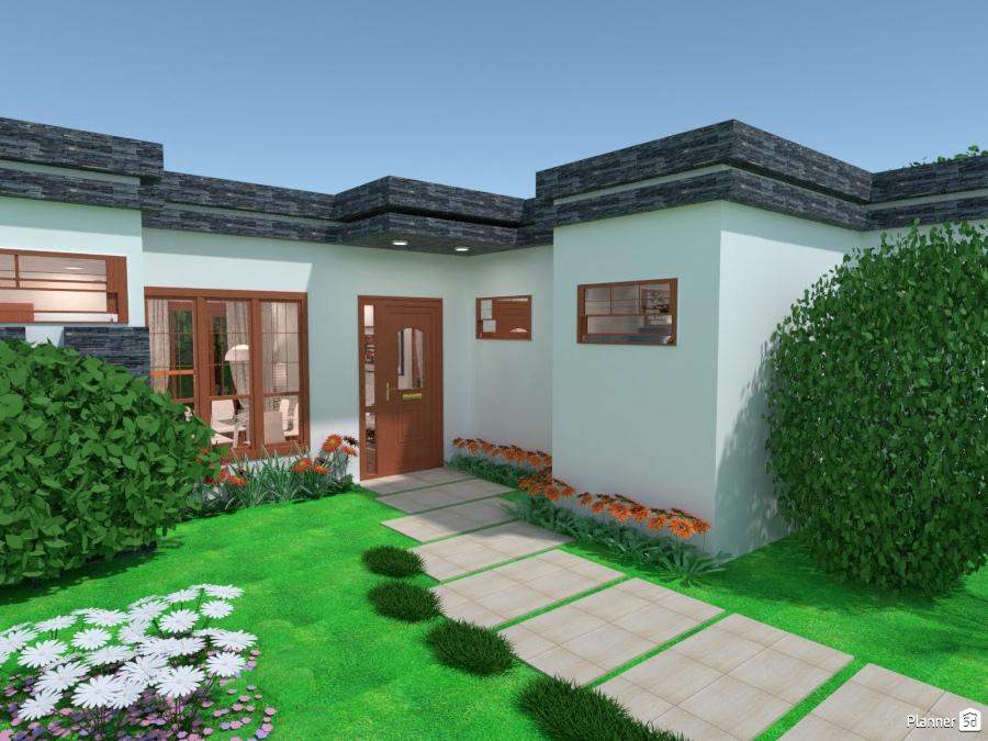 Casa Moderna Ideas Para Casas Planner 5d