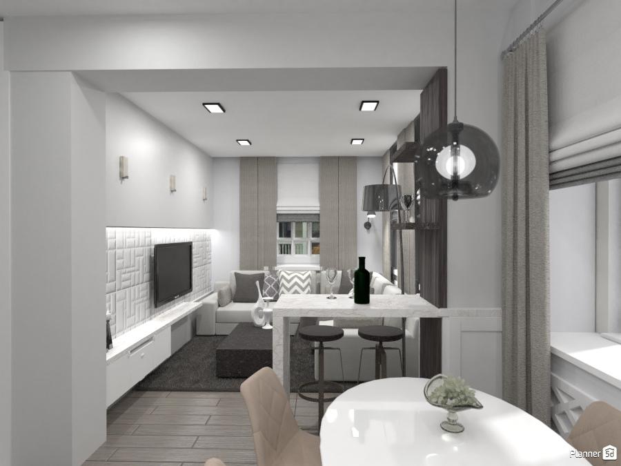 ideas apartment house furniture decor living room kitchen lighting renovation household dining room studio ideas