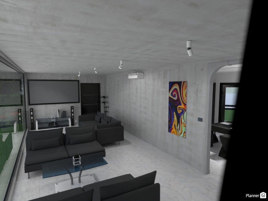 Modern Living Room 3760761 by Erickson image