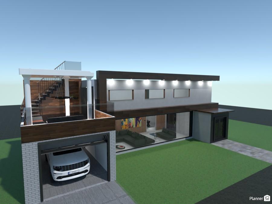 Modern House 3764300 by Erickson image