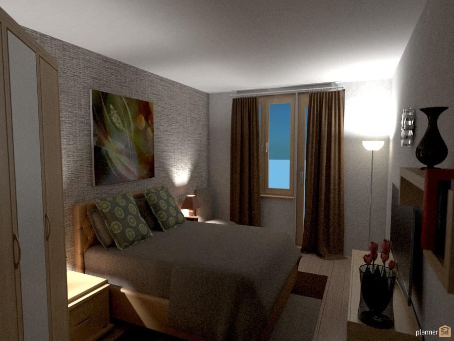 Guest room 1258425 by User 3847310 image