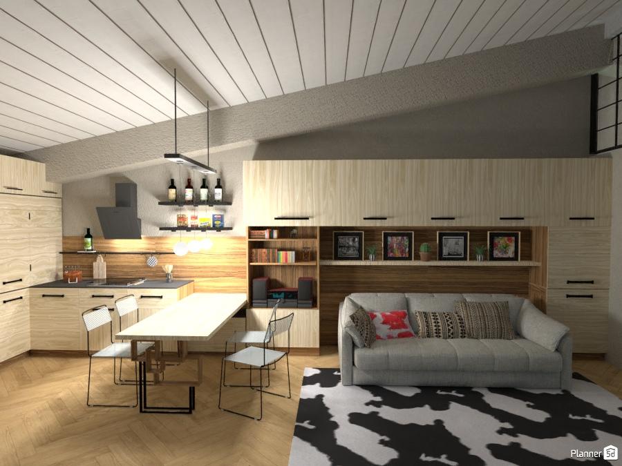 ideas living room kitchen lighting ideas