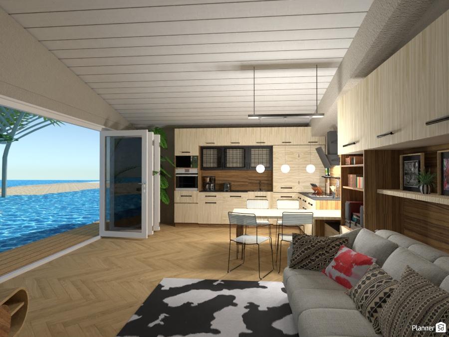 Interno Giorno #2 - Living room ideas - Planner 5D