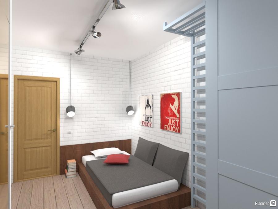 Дизайн детской - Apartment ideas - Planner 5D