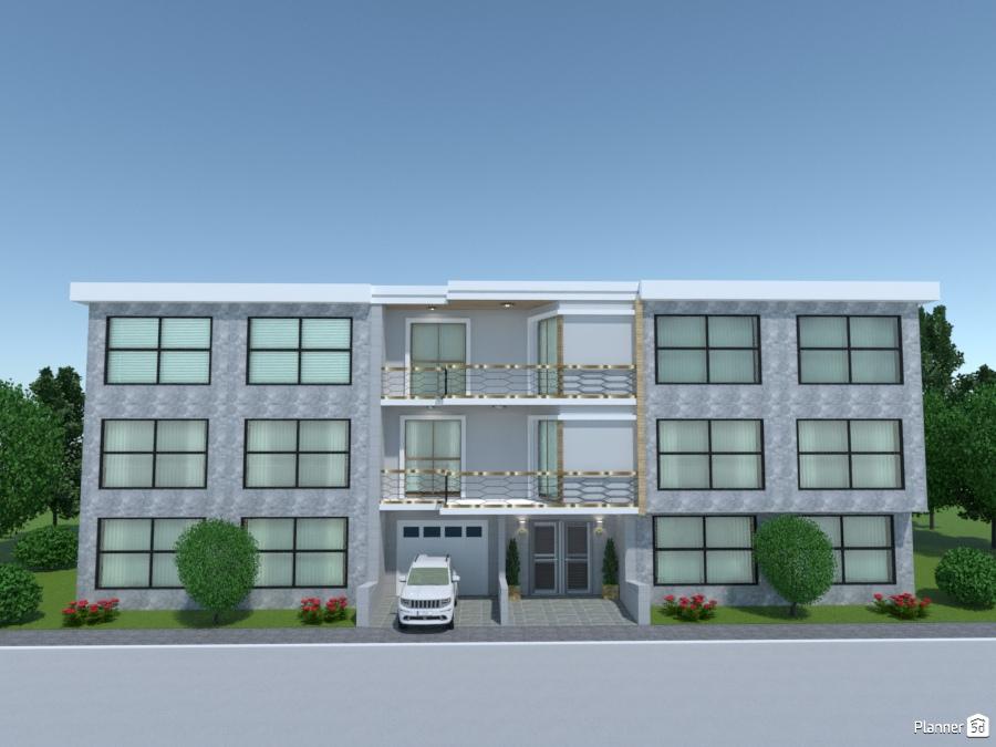Edificio tres plantas 2502292 by MariaCris image