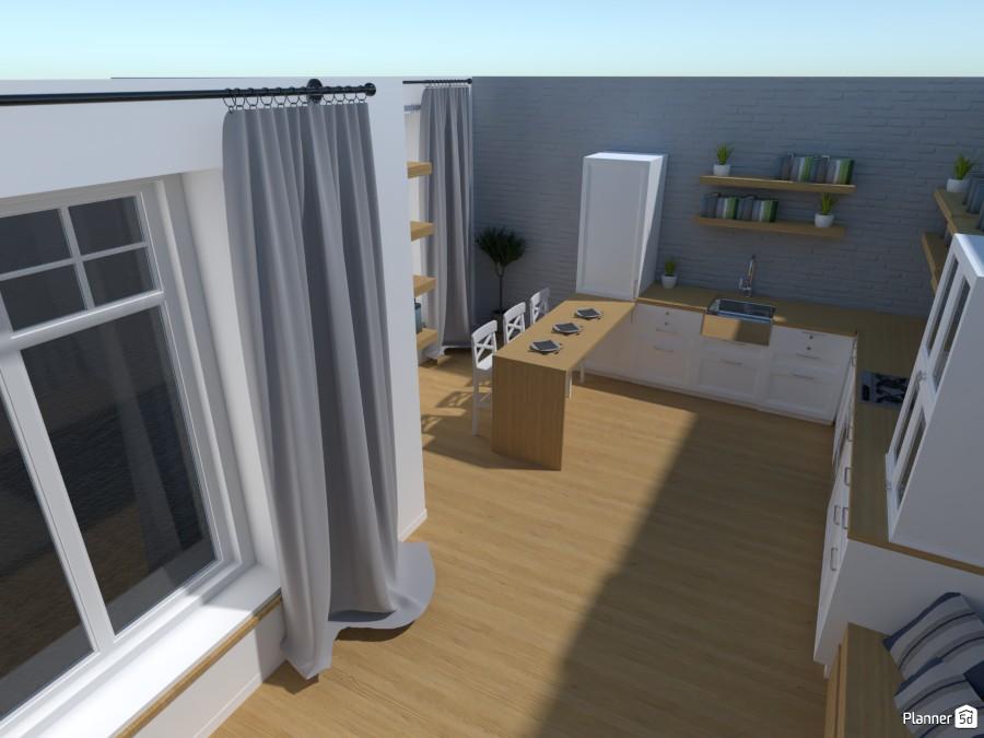 Cocina rústica II 3713535 by Laura image