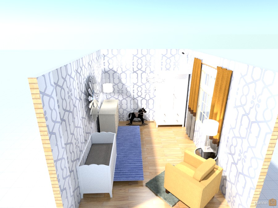 3D nursery...I love it 892124 by TradEdgeDesign image