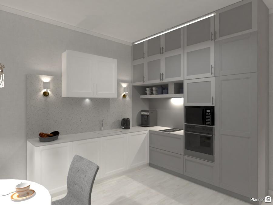 дизайн кухни студии 2974597 by Татьяна Максимова image