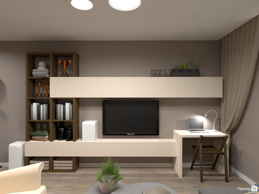 дизайн гостиной 4034511 by Татьяна Максимова image