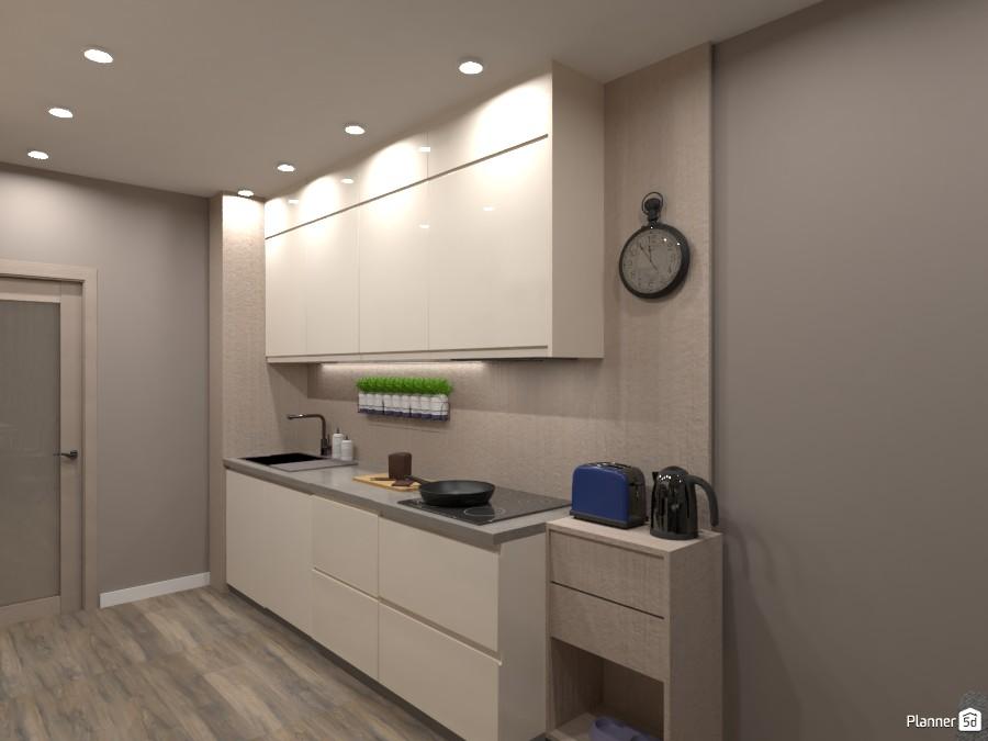Дизайн кухни 4333047 by Татьяна Максимова image
