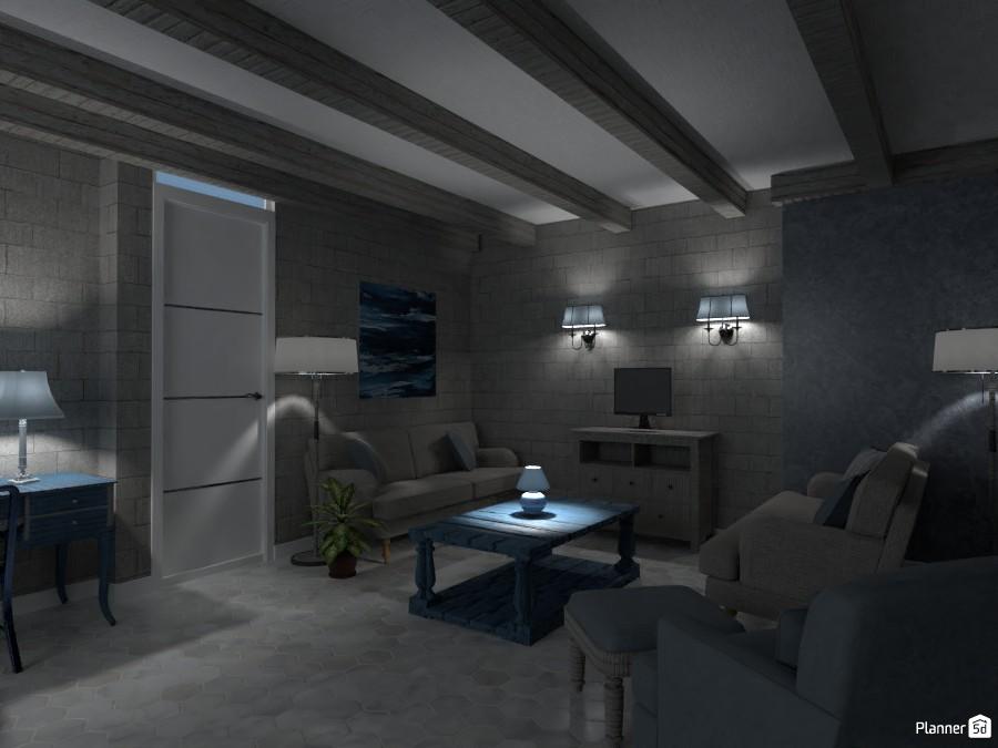 Contest design, Render living room 2 3655949 by Designer (doggy) image