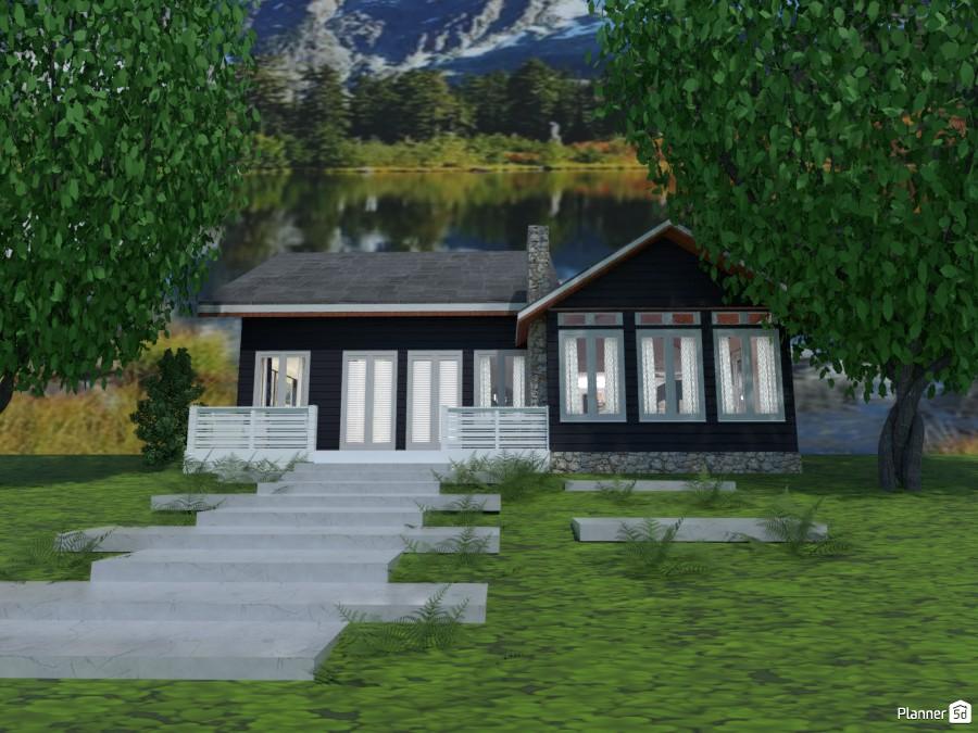 Casa en la montaña 3530416 by MariaCris image