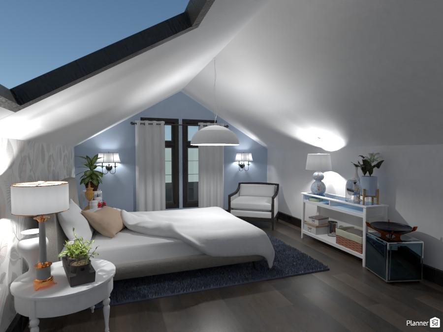 Loft Bedroom 3710680 by James Atkinson image