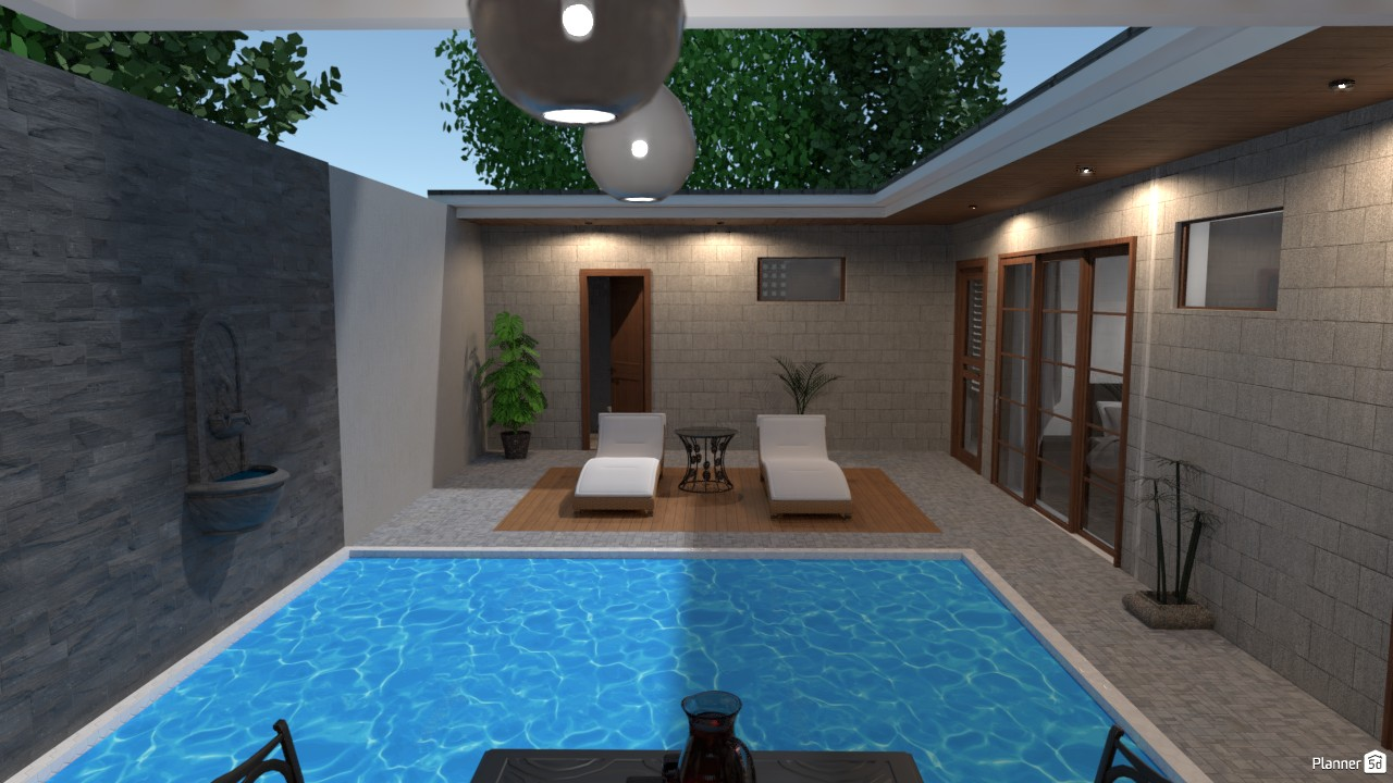 Staycation House 80566 by Ayuh_YT image