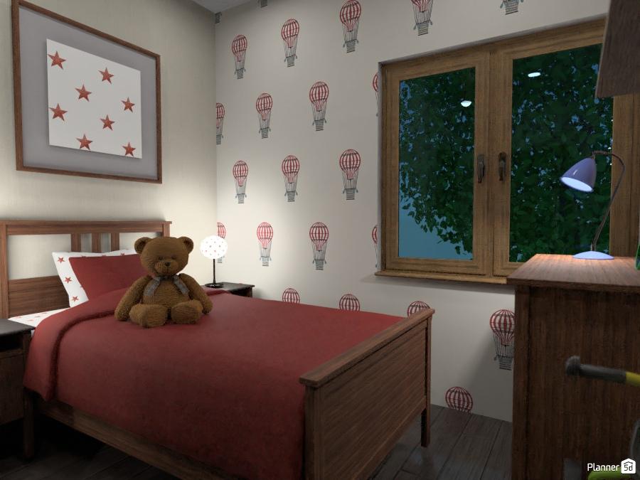 Kids Bedroom - House ideas - Planner 5D